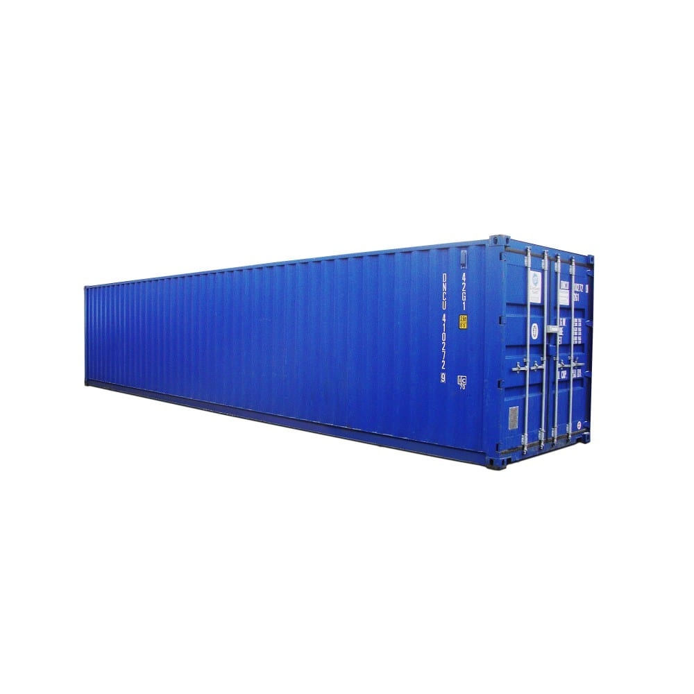 Hyra eller köpa container 40 fot