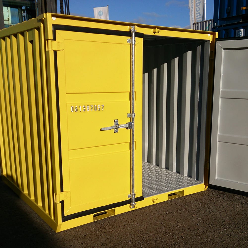 container 6 fot