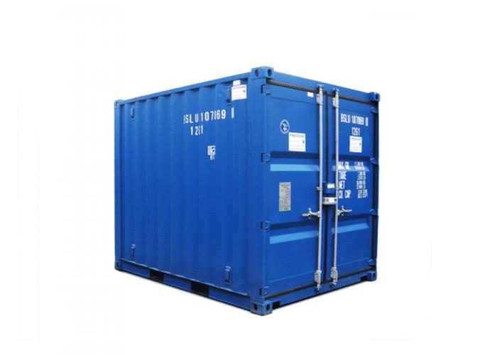 Hyra eller köpa container 10 fot?