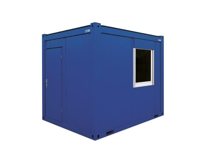 hyra eller köpa kontorscontainer 10 fot