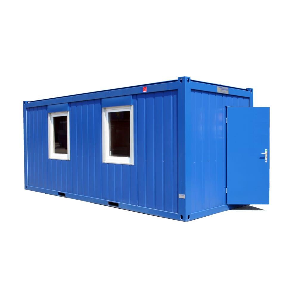 hyra eller köpa kontorscontainer 20 fot