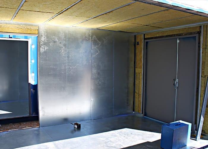Containertjanst Målerianläggning