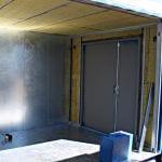 Målerianläggning interiör