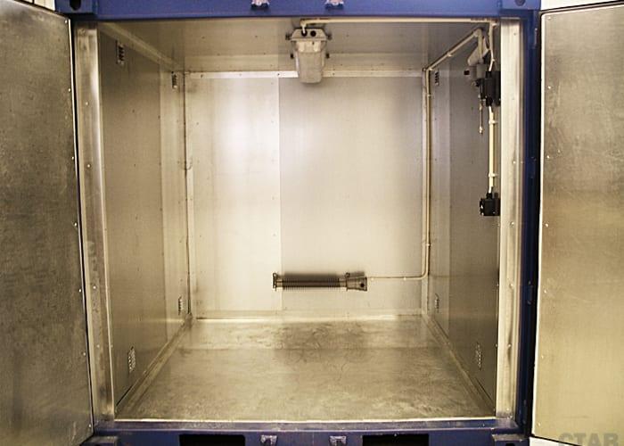 Explosionskyddad container