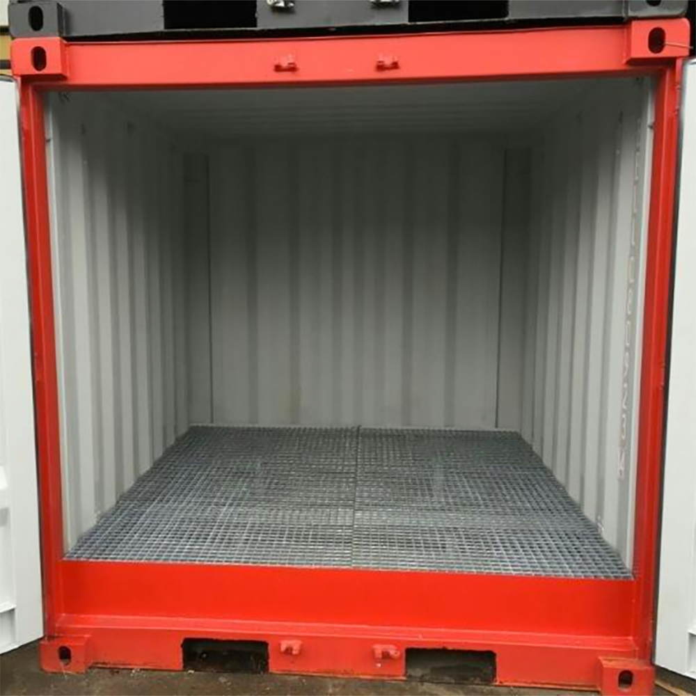 Miljöcontainer