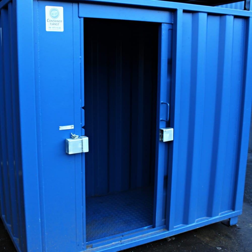 4 fot container
