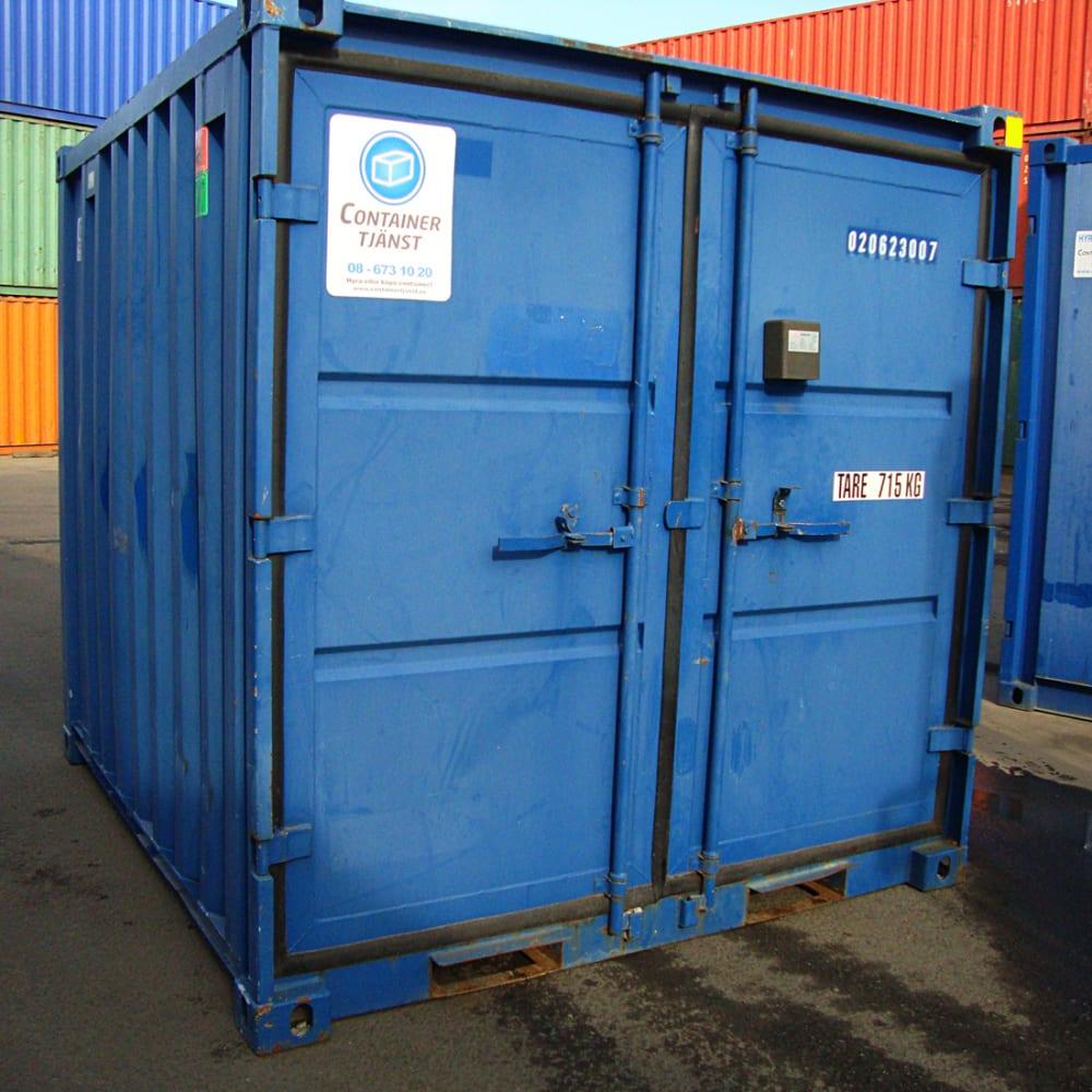 frakt container pris