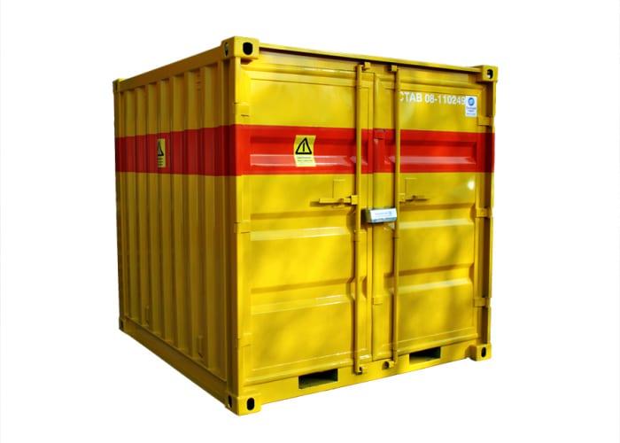 hyra eller köpa gascontainer