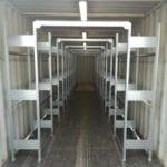Däckcontainer